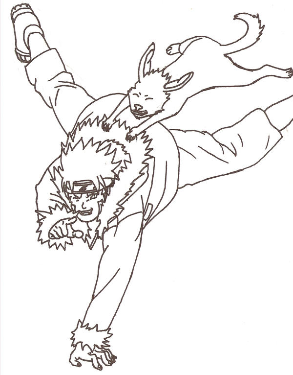 kiba coloring pages - photo#23