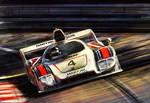 Martini Racing Porsche 937 winner 1977
