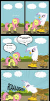 MLP:FIM Fluttershy's Secret by PerfectBlue97