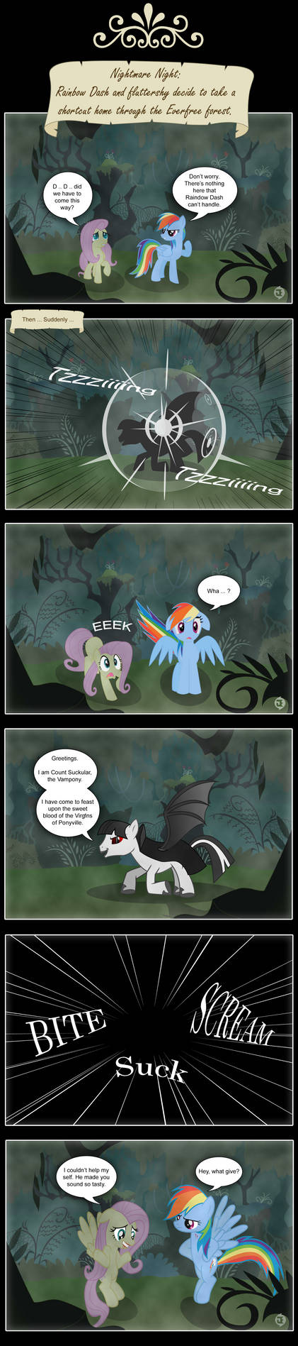 MLP: Fim - My Little Vampony 2
