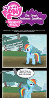 MLP: FiM - The Great Outhouse Question?