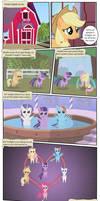 MLP: FiM - Without Magic Part 28 by PerfectBlue97