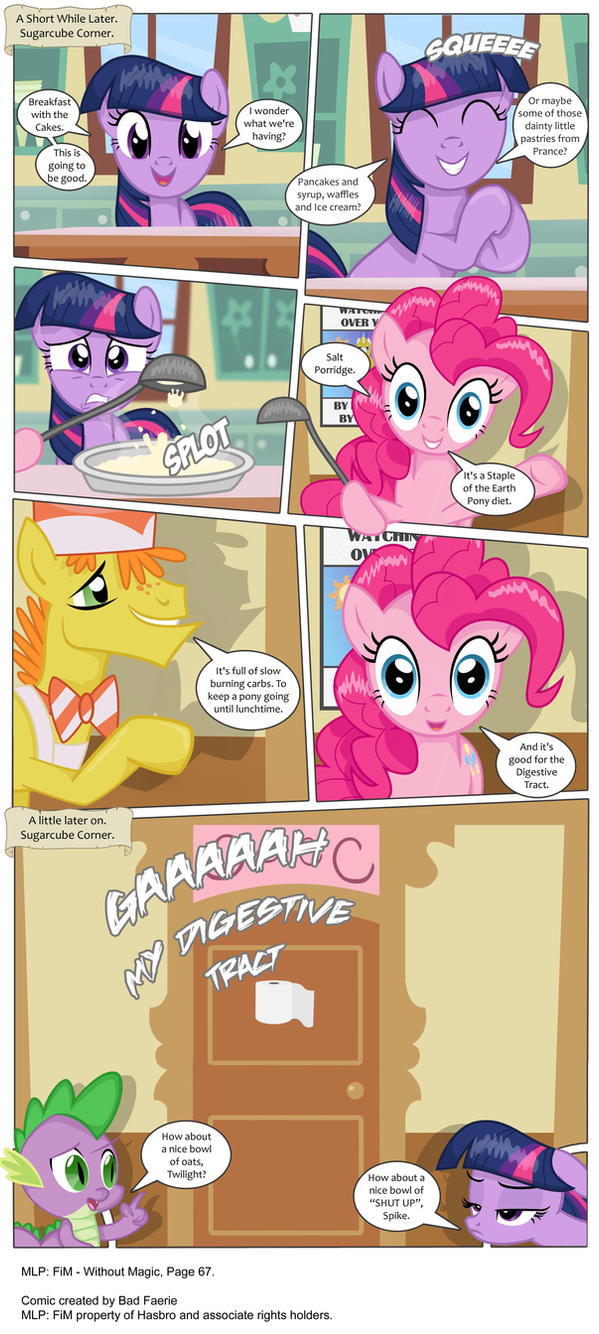 MLP: FiM - without Magic Part 67 by PerfectBlue97 on ...