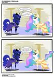 Luna's Misadventures: The Gala.