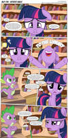 MLP: FiM - Without Magic Page 4 (New Version)
