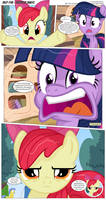 MLP: FiM - Without Magic Page 133