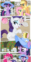 MLP: FiM - Without Magic Page 136