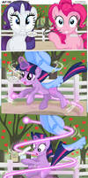 MLP: FiM - Without Magic Page 137 by PerfectBlue97