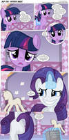 MLP: FiM - Without Magic Page 121