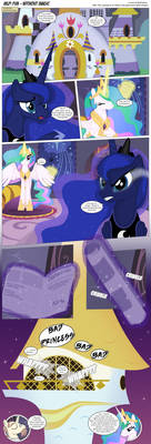MLP: FiM - Without Magic Page 143