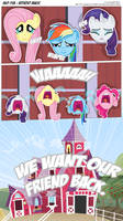 MLP: FM - Without Magic Page 130