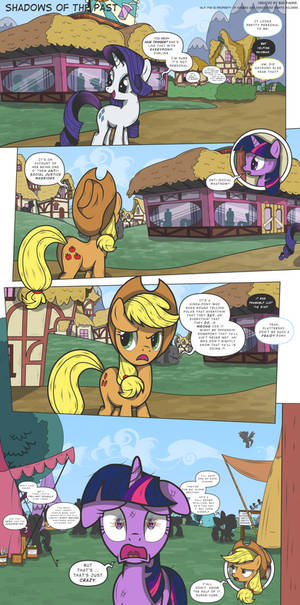 MLP:FiM - Shadows of the Past #13