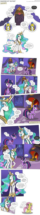 MLP:FiM - Shadows of the Past #28
