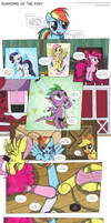 MLP:FiM - Shadows of the Past #36 by PerfectBlue97