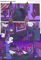 MLP:FiM - Shadows of the Past #40 by PerfectBlue97