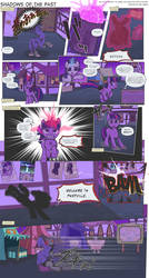 MLP:FiM - Shadows of the Past #45 by PerfectBlue97