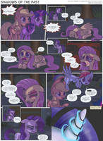 MLP:FiM - Shadows of the Past #55 by PerfectBlue97
