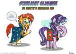 Starlight Glimmer vs Hearth's Warming Eve