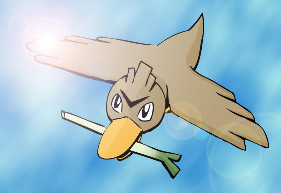 Farfetch 27d Pokemon Mega Evolution Images