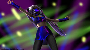 Electronic Dance Music by latifacat