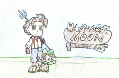 Harvest Moon Club by Thief-THF