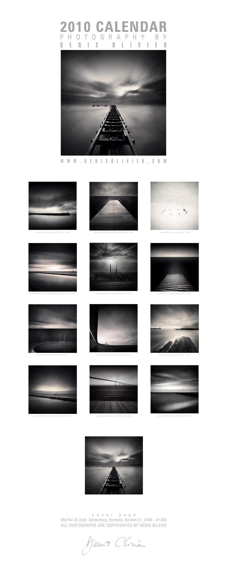 Calendar 2010 by DenisOlivier