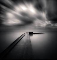 Dark Pier by DenisOlivier