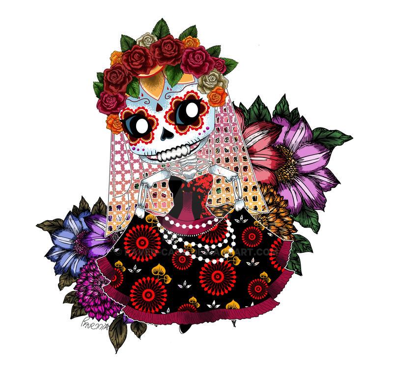 Catrina by raven-caos
