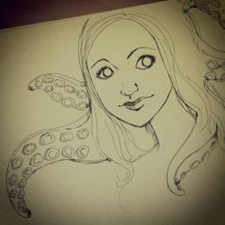 octopus hair 1