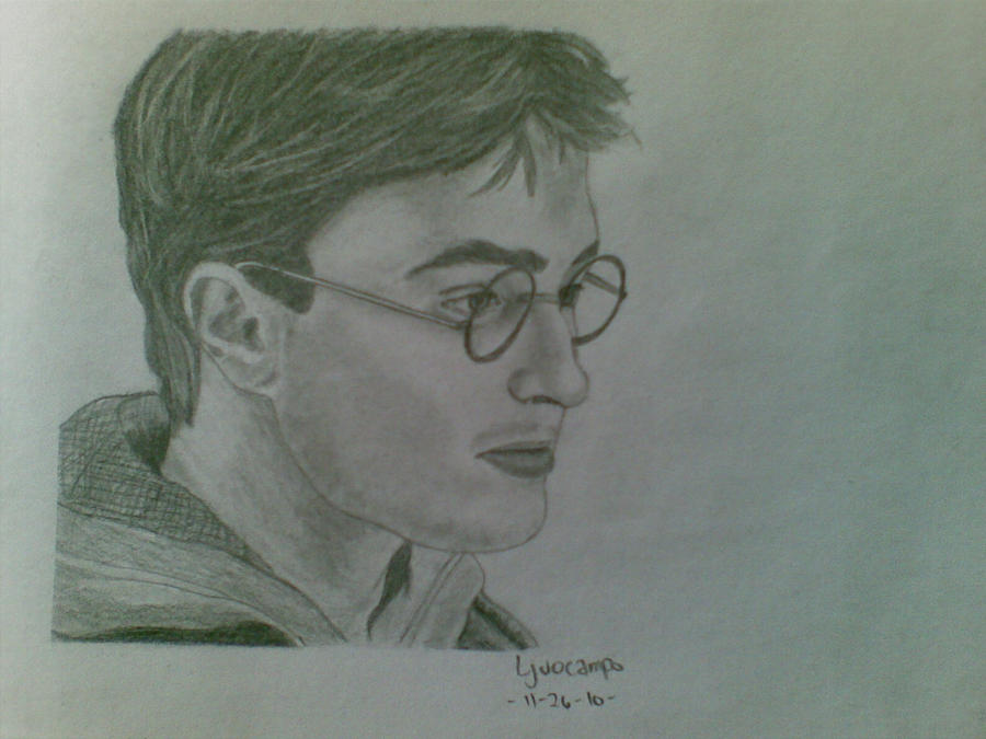 Harry Potter by LaraJoy