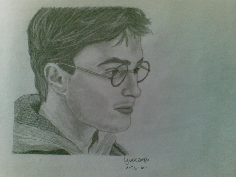 Harry Potter by LaraJoy