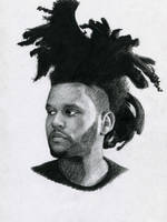 The Weeknd by DoctorDraw