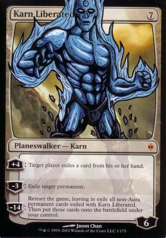 Karn Liberated, Modern Masters 2015 MM2 Price