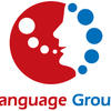 Logo for The Language Group by konnekt