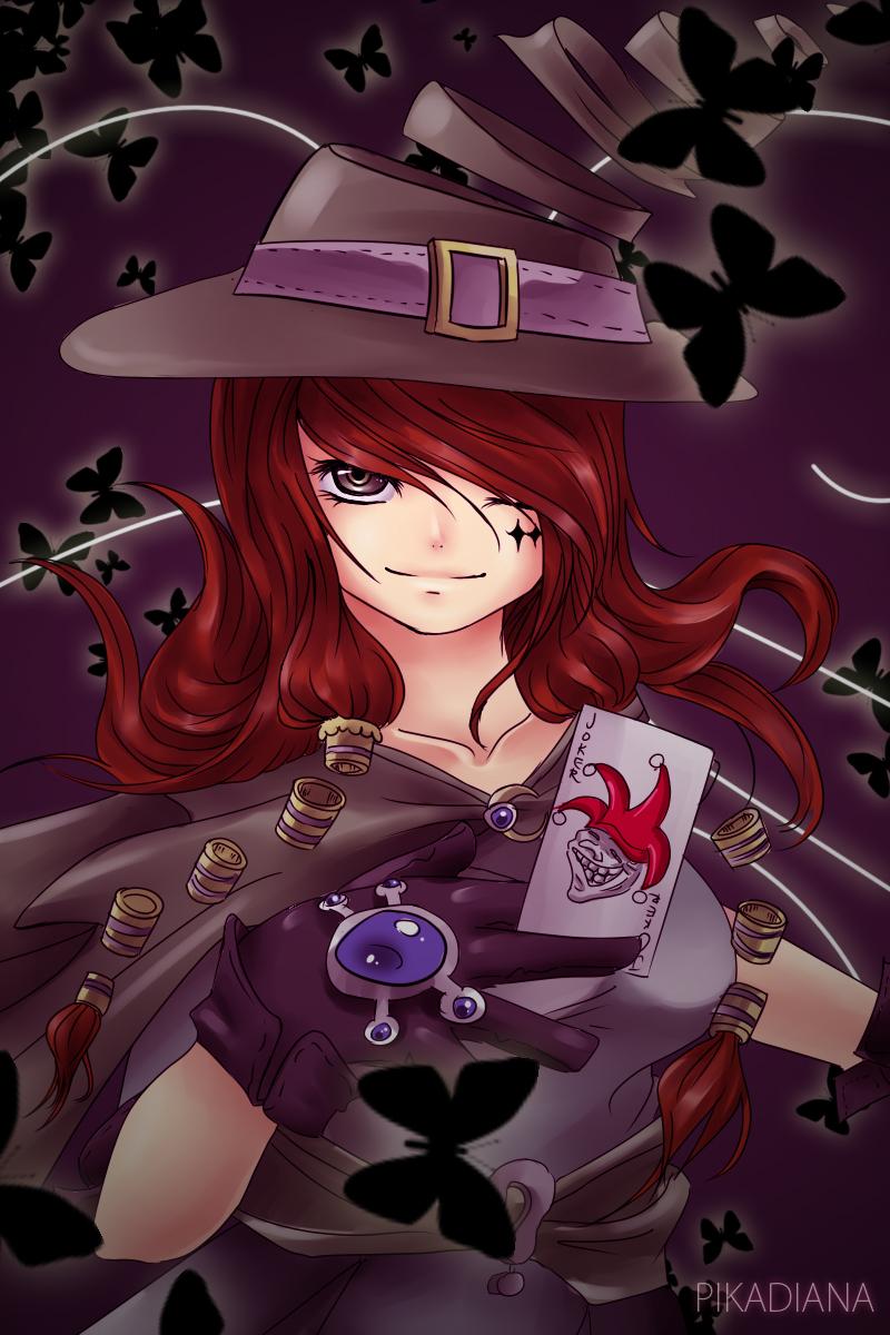 A Magician's Secret by pikadiana