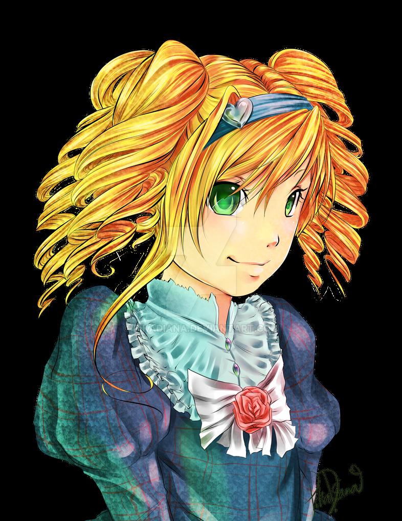 Kuroshitsuji: Goldilocks by pikadiana