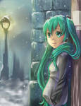 VOCALOID: A snowy Day