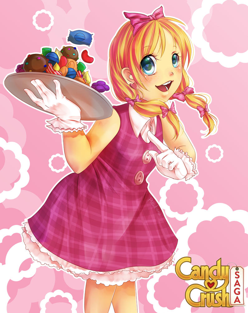 Tiffi Candy Crush