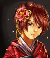 Kimono by pikadiana