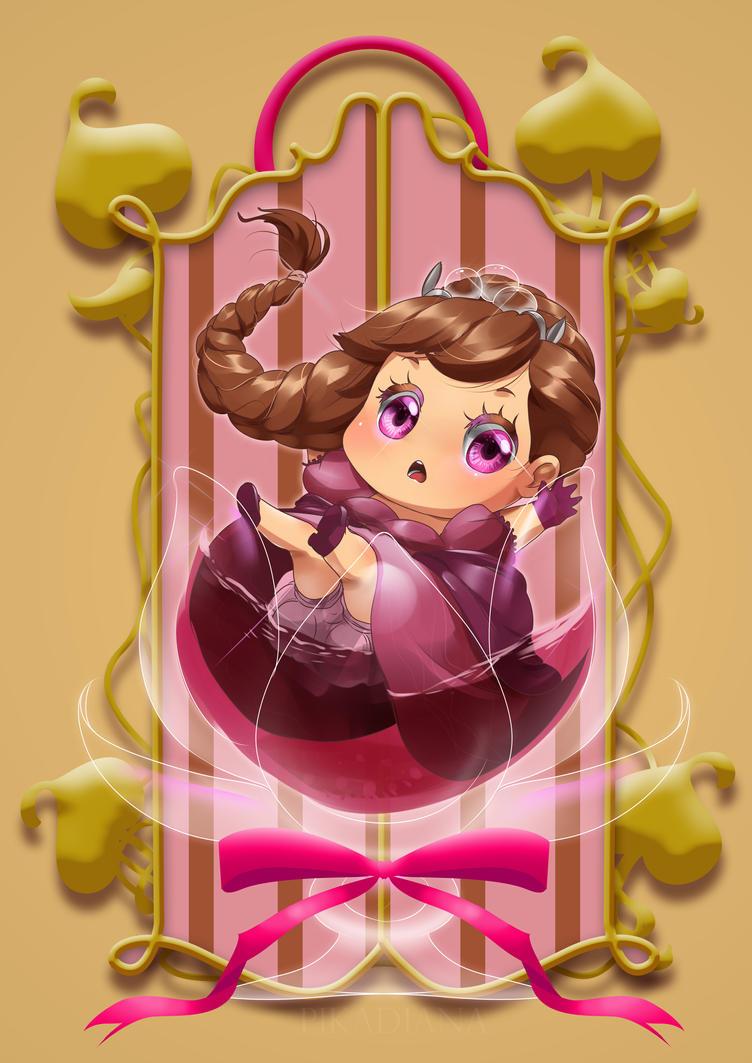 Little Wine Princess by pikadiana