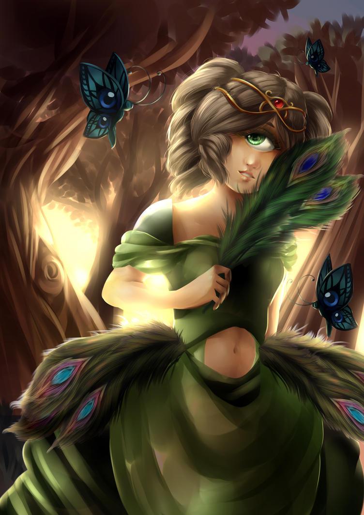 Princess Project: Cyclops Princess by pikadiana