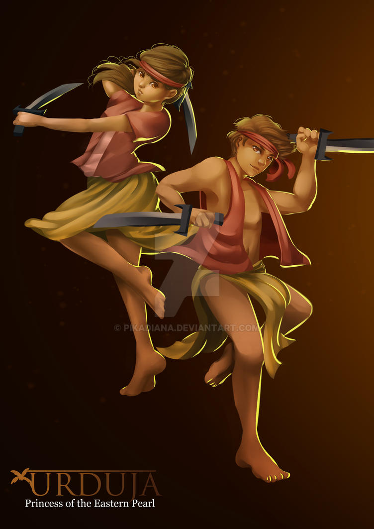 Newbie Class Character Design by pikadiana
