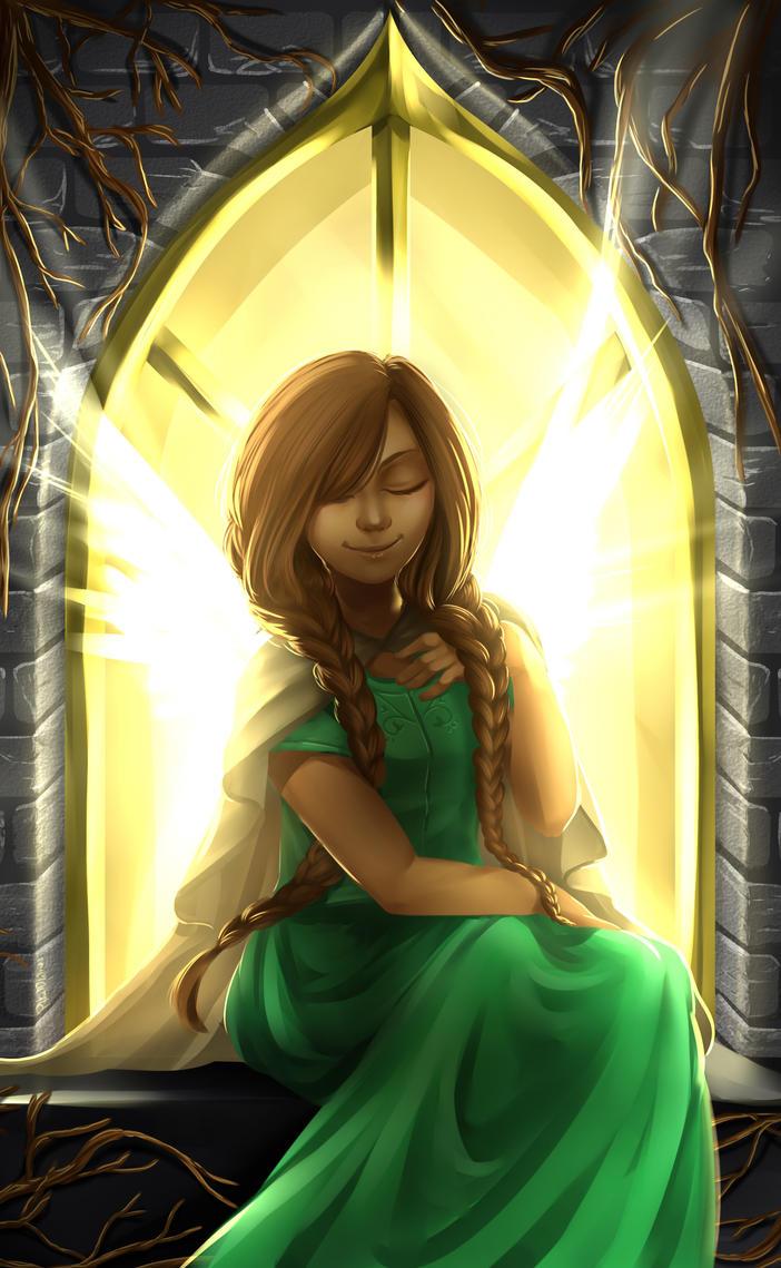 Wings of Light by pikadiana