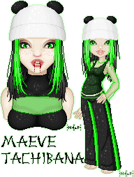 Miss Vampire Rnd 1 - Maeve by Nickle4aPickle