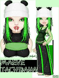 Miss Vampire Rnd 1 - Maeve by Nickle4aPickle