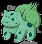 Ditto-Bulbasaur