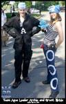 Cosplay - Team Aqua