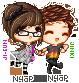 Ji-Eun and Jinki by Nickle4aPickle