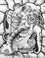 Mayan Future Gray 3 by ivanjs