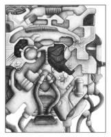 Mayan Future Gray 7 by ivanjs